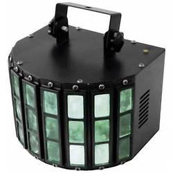 LED efektový reflektor Eurolite Mini D-5 51918201, Počet LED 6 x, 3 W