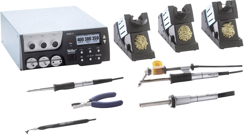 Pájecí a odsávací stanice Weller Professional WXR 3031 T0053502699N, +100 až +450 °C