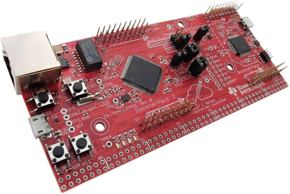 Vývojová deska Tiva C série Texas Instruments EK-TM4C1294XL