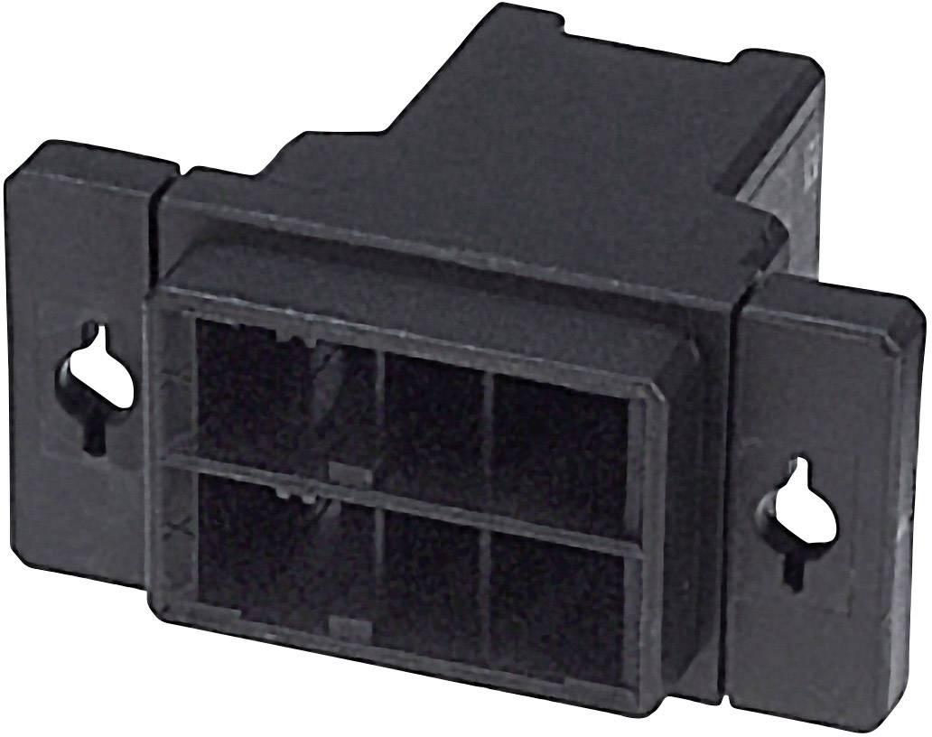 Zástrčkový konektor na kabel TE Connectivity D-3200S 2-179555-6, 57.91 mm, pólů 12, 1 ks