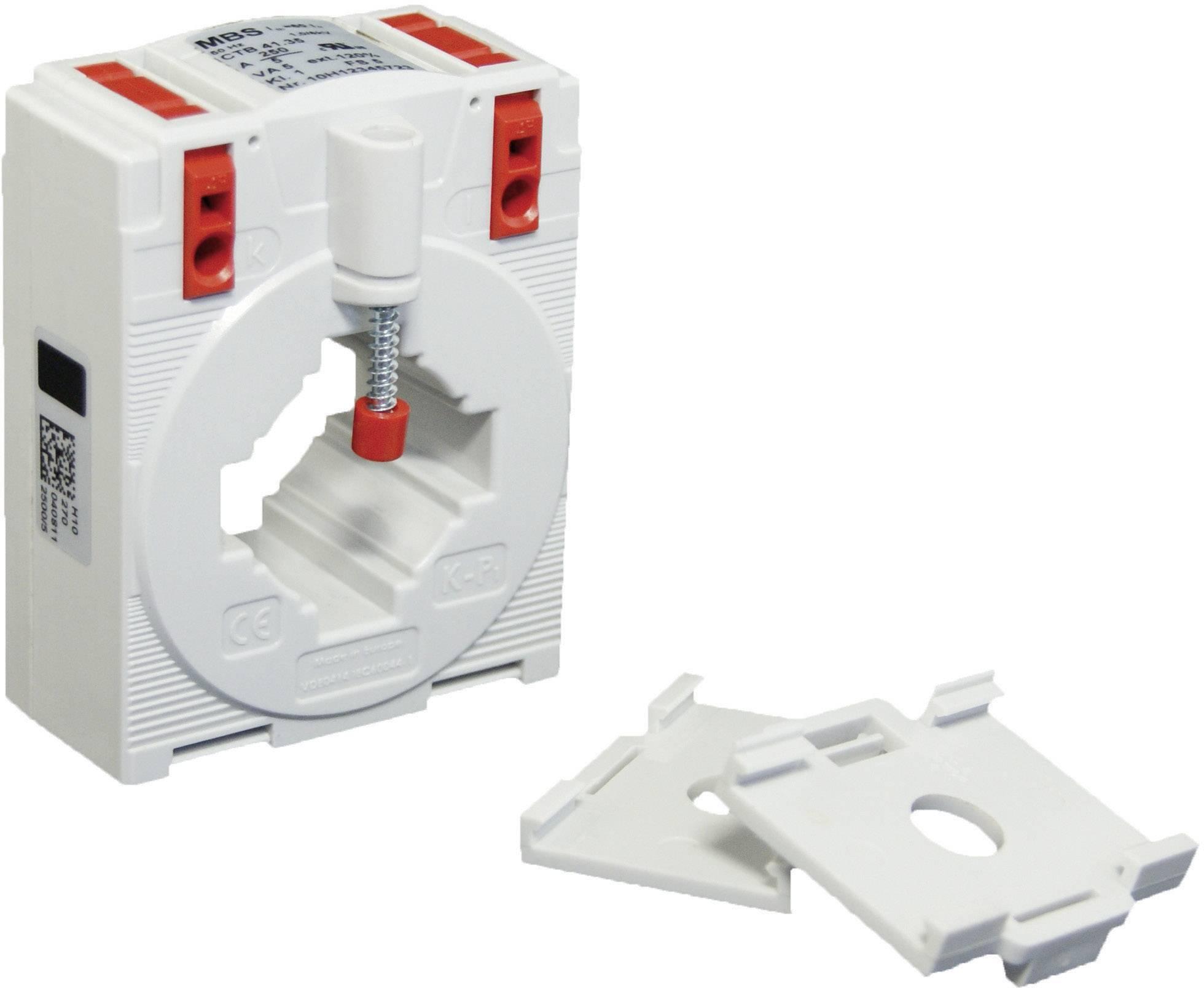 Zásuvný merací transformátor prúdu MBS CTB 41.35 300/5 A 5VA Kl.1