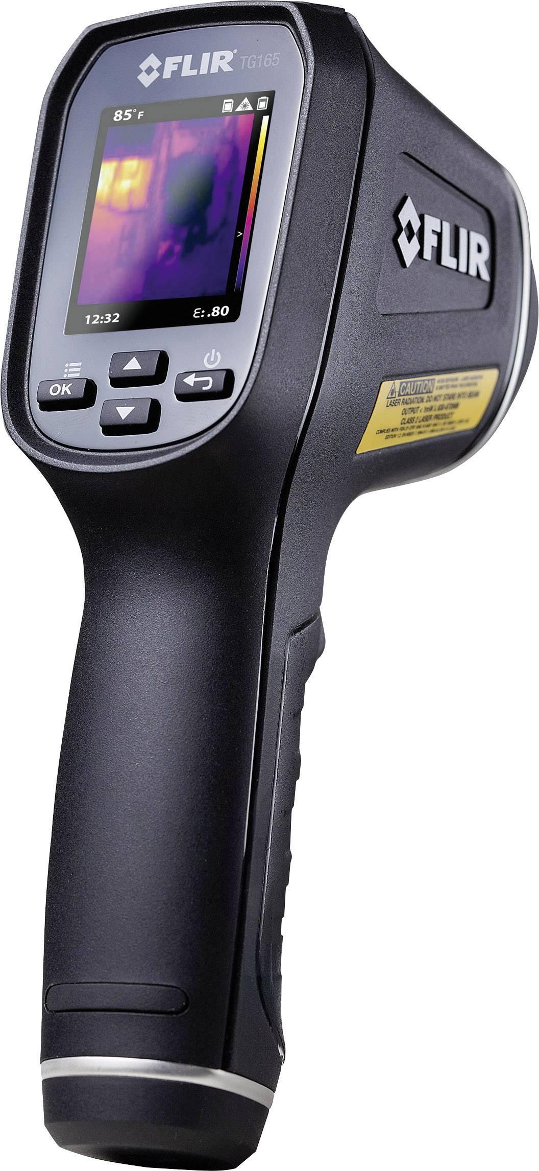 Zbrusu nový infračervený teploměr FLIR TG165