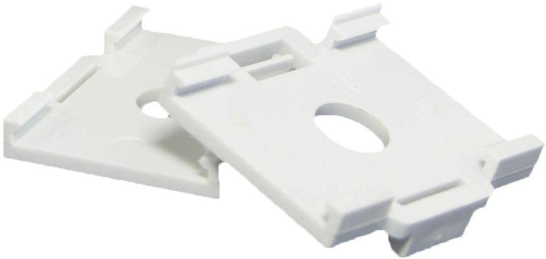 Držák na DIN lištu pro transformátor proudu MBS typu CTB 31.35 a CTB 41.35