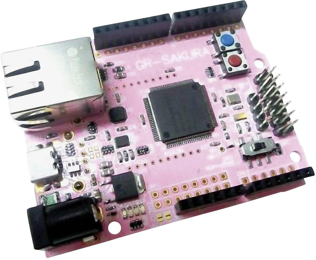 Vývojová deska Renesas GR-SAKURA-FULL Board