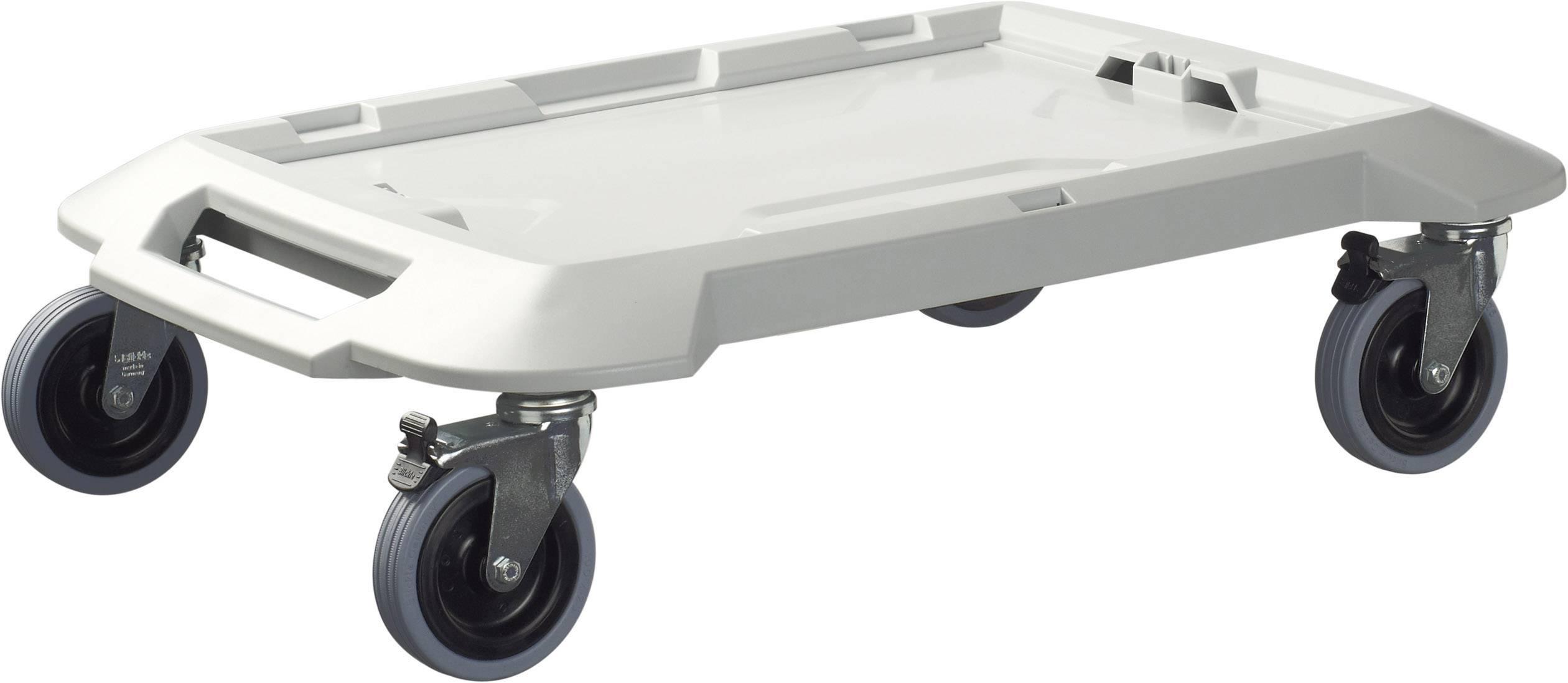 Přepravní podvozek ABS Zatížení (max.): 100 kg Bosch Professional L-BOXX roller 1600A001S9