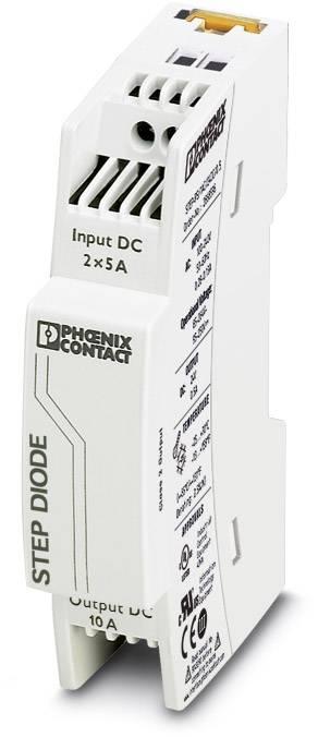 Redundantní modul na DIN lištu Phoenix Contact 2868606 10 A Počet výstupů: 1 x