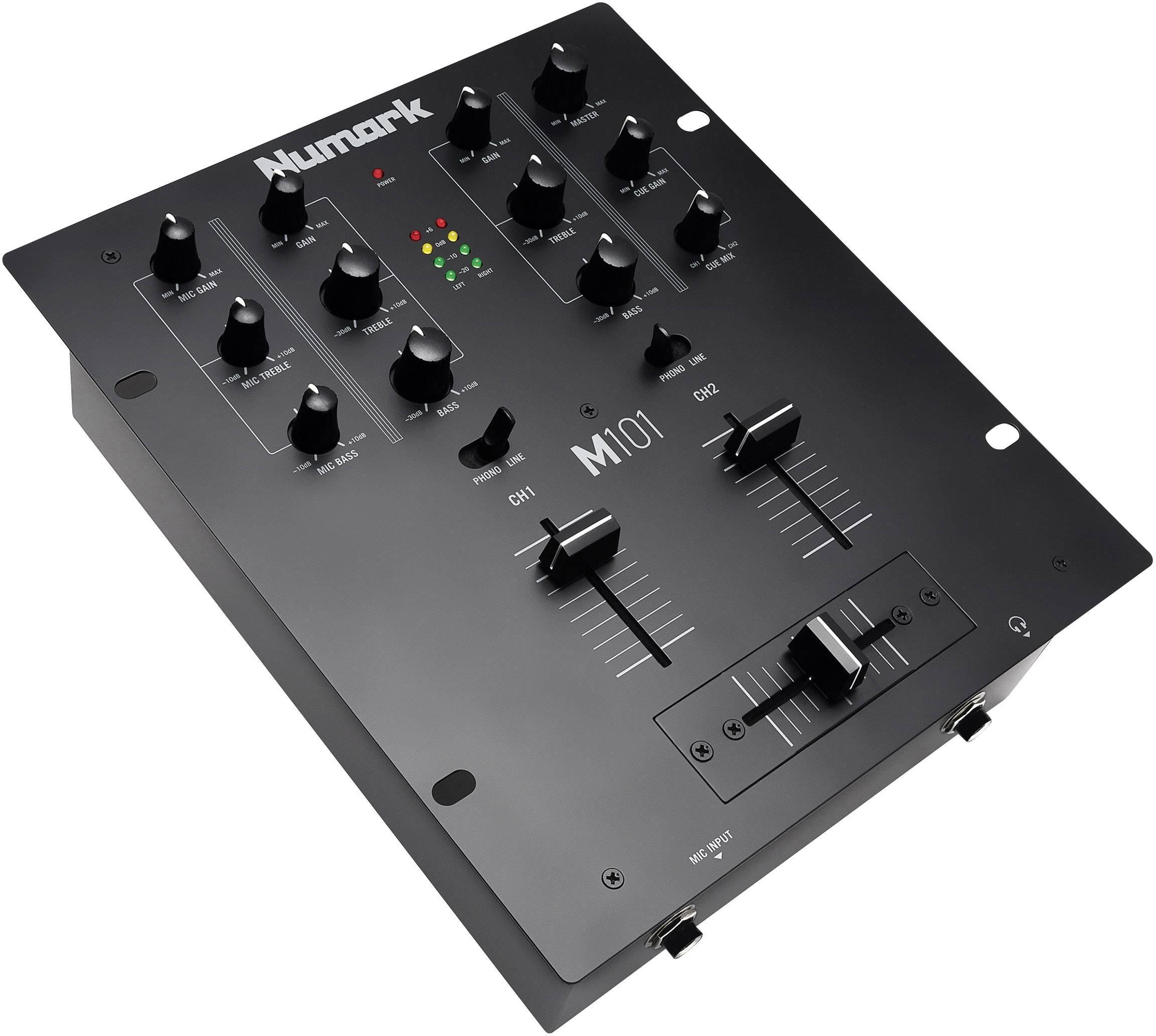 DJ mixážní pult Numark M101