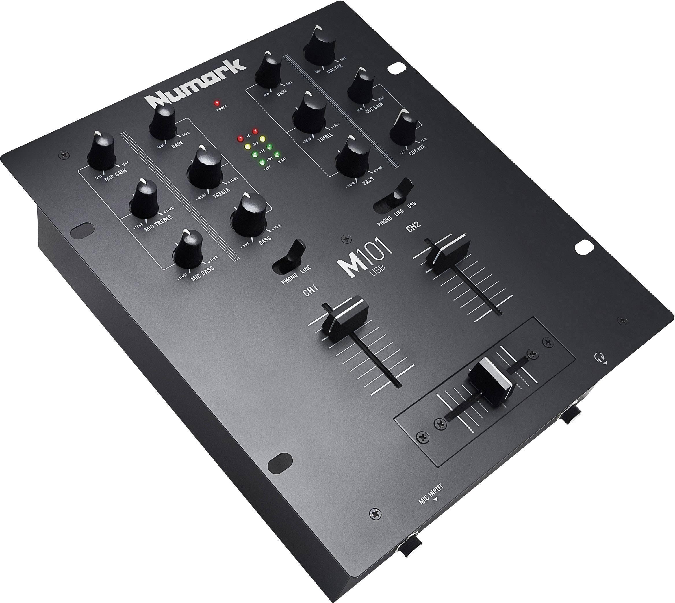 DJ mixážní pult Numark M101USB