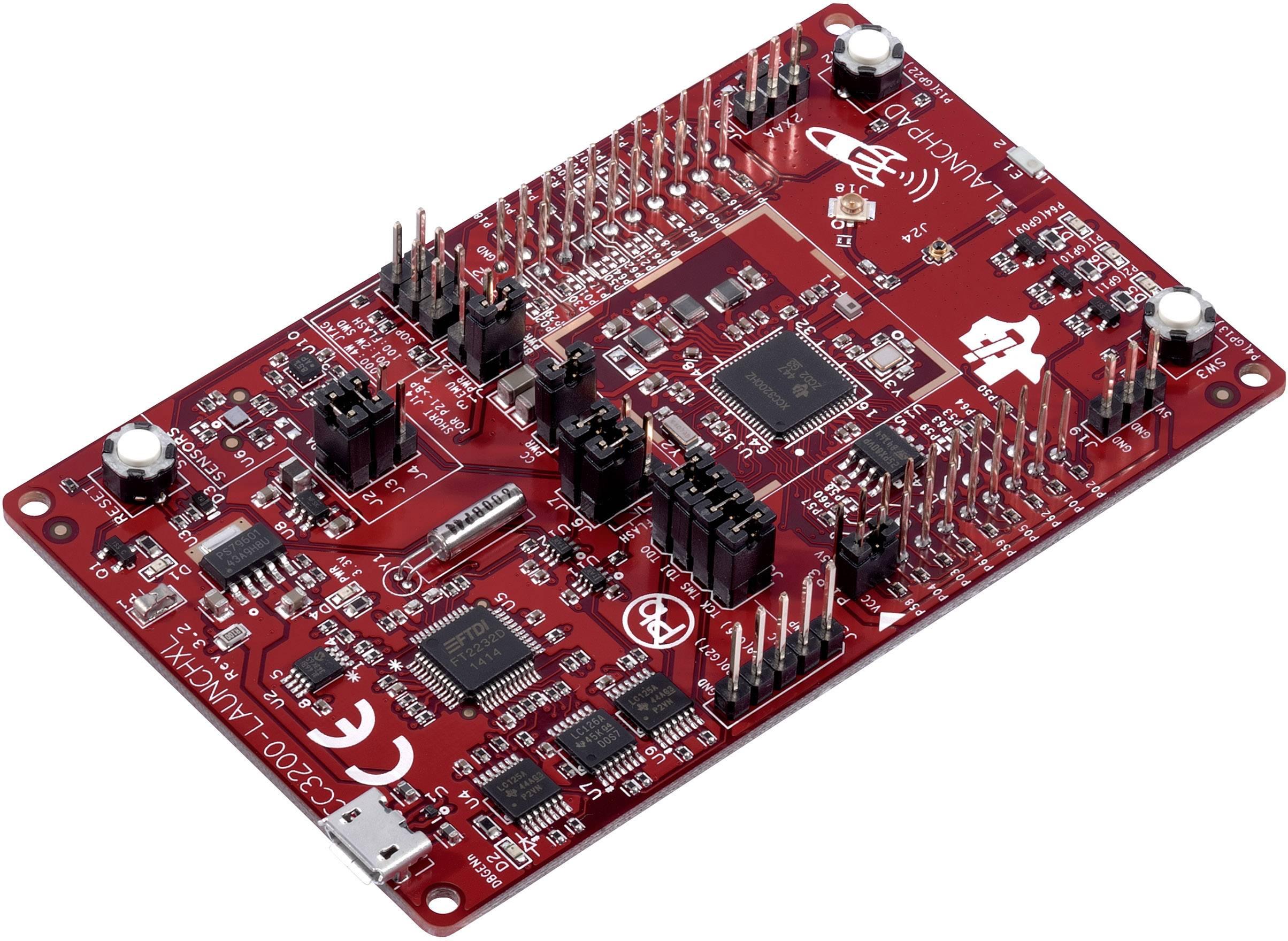 Vývojová doska Texas Instruments CC3200-LAUNCHXL