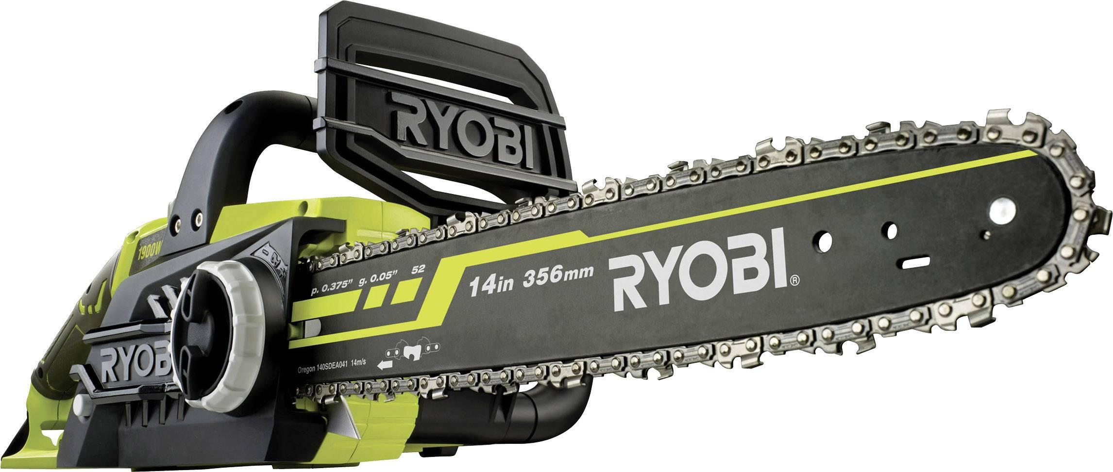 Elektrická reťazová píla Ryobi RCS1935, 5133002184, 1900 W, 350 mm