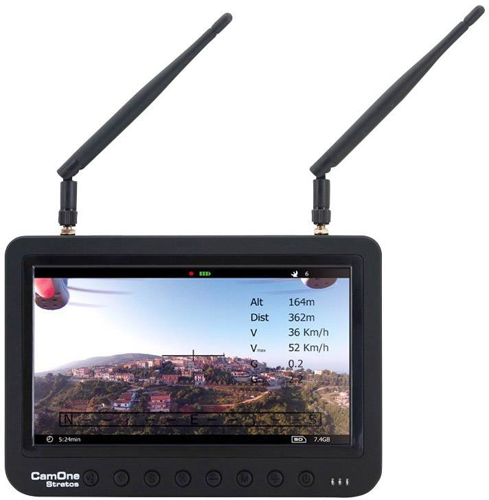 FPV monitor pro drony ACME CamOne Stratos 7