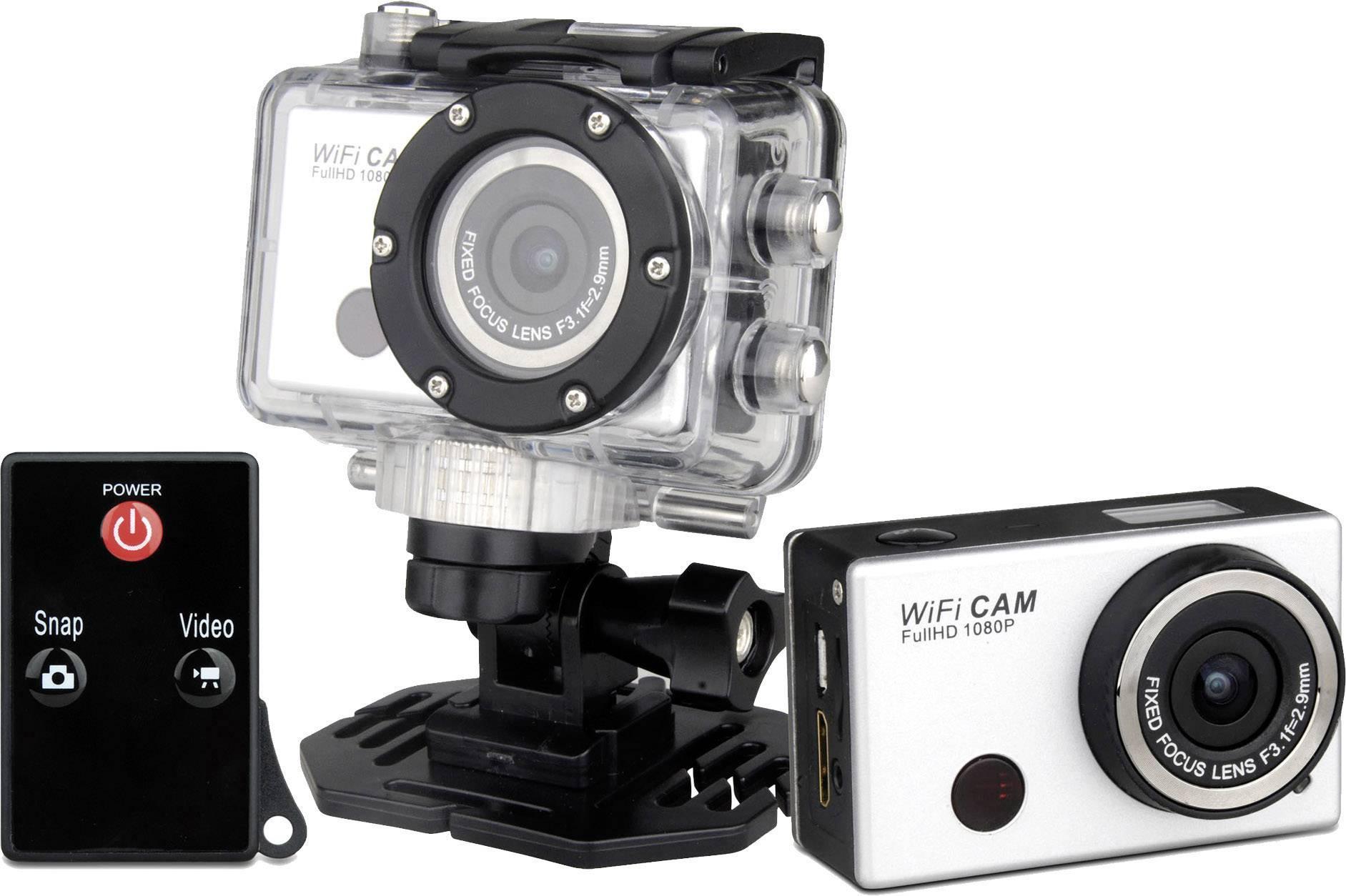 Športová outdoorová kamera Denver AC-5000W