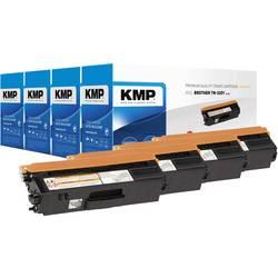 KMP sada tonerů náhradní Brother TN-325, TN325BK, TN325C, TN325M, TN325Y kompatibilní černá, azurová, purppurová, žlutá 4000 Seiten B-T38V