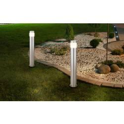 Venkovní sloupové LED svítidlo Renkforce Riva, 10,5 W, nerez, 60 cm
