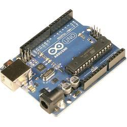 Mikrokontrolér Arduino AG A000066 UNO Rev3 A000066, ATMega328, USB, Ethernet, ICSP