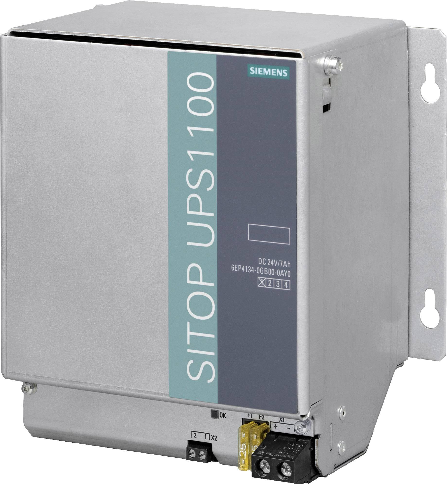 UPS modul Siemens SITOP UPS1100 6EP4134-0GB00-0AY0