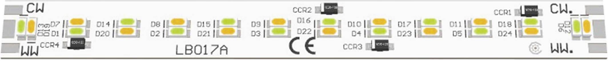 LED modul Barthelme 50751030, 120 °, 193 lm, 2.88 W, 24 V, bílá