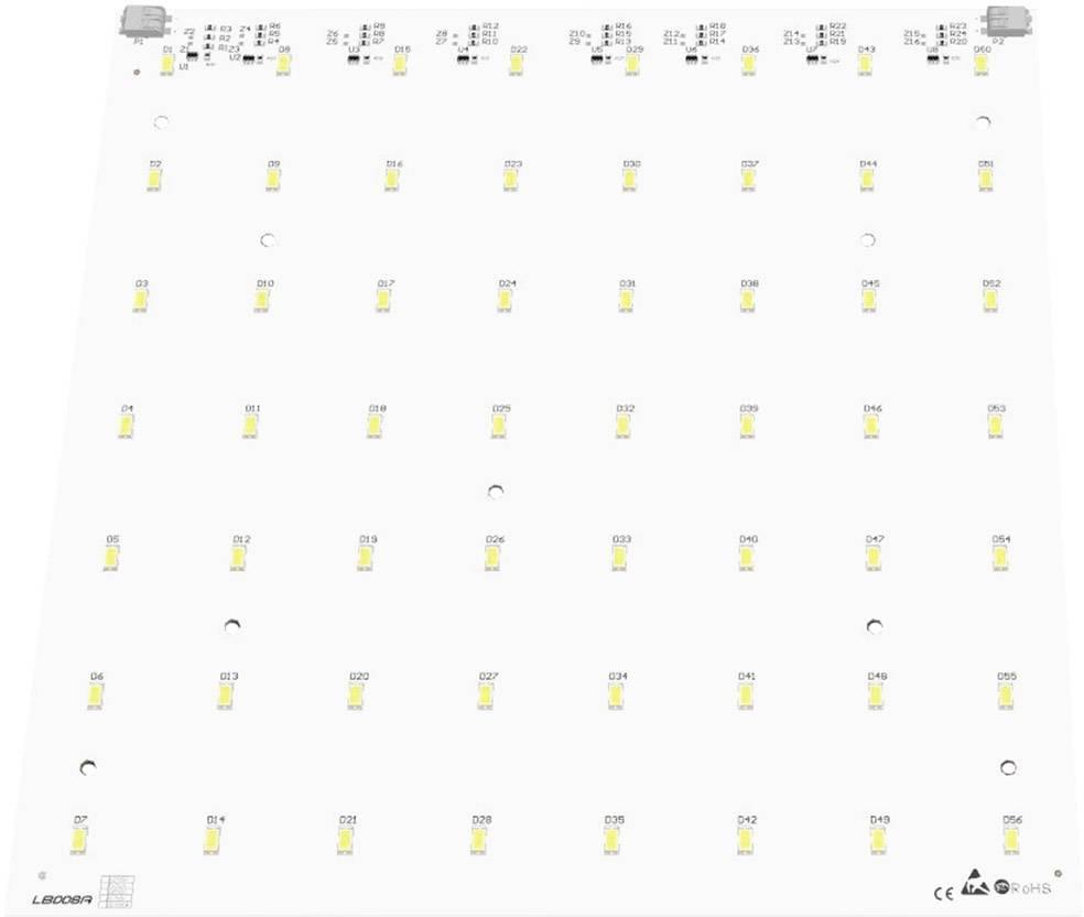 LED modul Barthelme 50772533, 120 °, 2593 lm, 24.96 W, 24 V, bílá