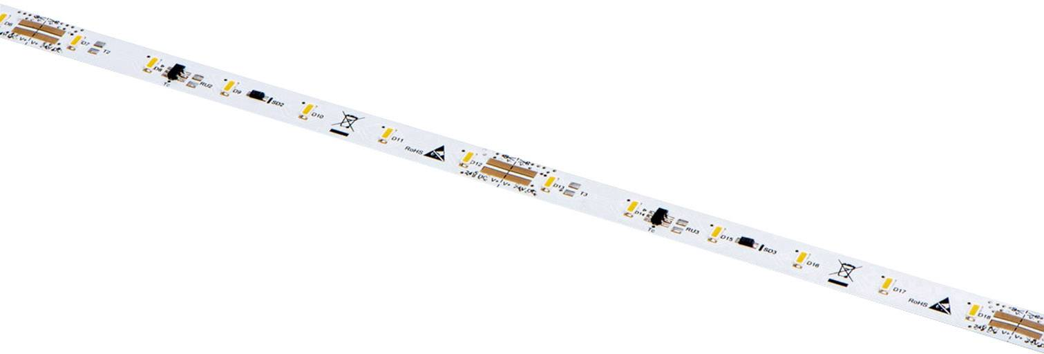LED pásek Barthelme 50403622 50403622, 24 V, jantarová, 840 cm