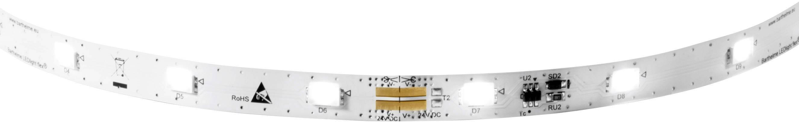 LED pásek Barthelme 50329433 50329433, 24 V, bílá, 600 cm
