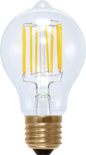 LED žiarovka Segula 50278 230 V, 6 W = 40 W, teplá biela, A+, stmievateľná, vlákno, 1 ks