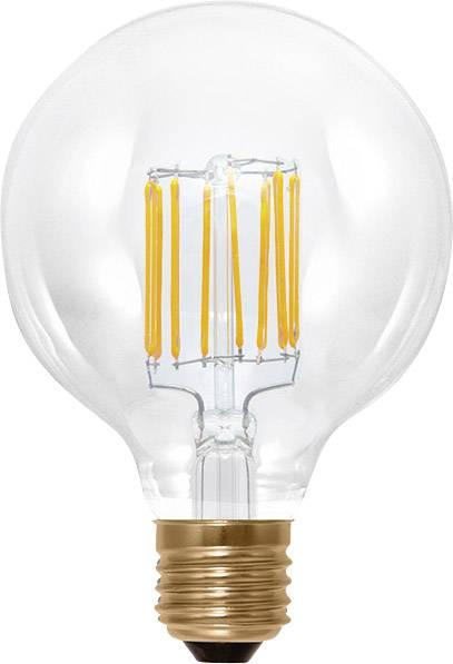 LED žiarovka Segula 50283 230 V, 6 W = 35 W, teplá biela, A+, stmievateľná, vlákno, 1 ks