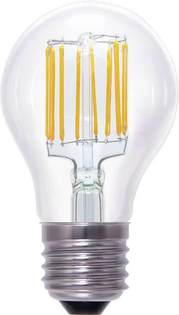 LED žiarovka Segula 50337 230 V, 8 W = 55 W, teplá biela, A+, vlákno, stmievateľná, 1 ks