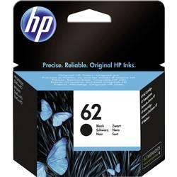 HP Inkoustová kazeta 62 originál černá C2P04AE
