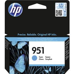 HP Inkoustová kazeta 951 originál azurová CN050AE