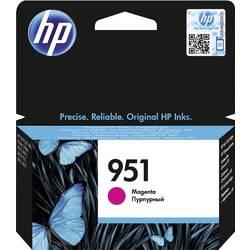HP Inkoustová kazeta 951 originál purppurová CN051AE