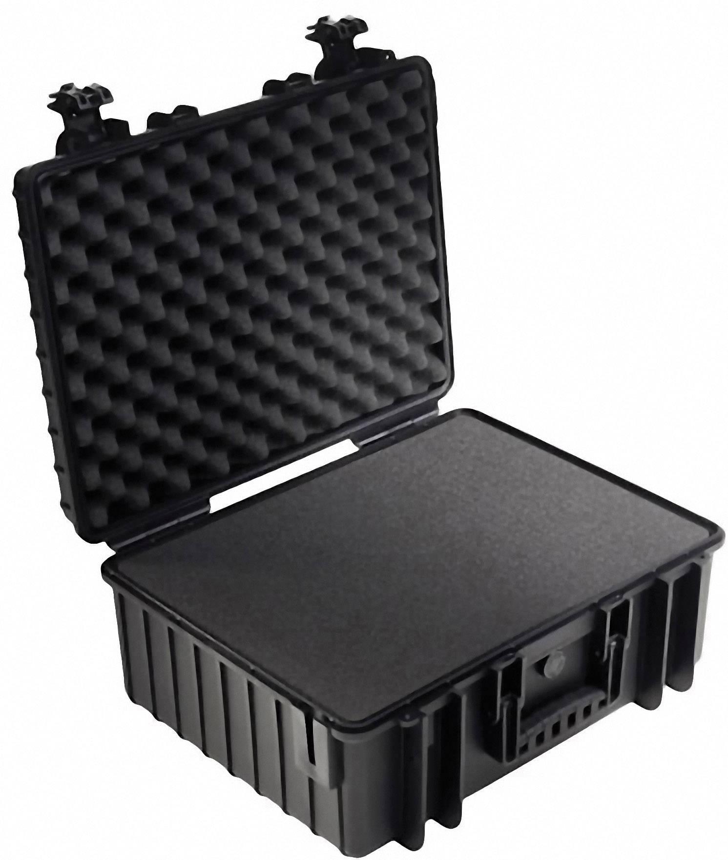 Ochranný kufr B & W 6700/B/SI rozměry: (š x v x h) 609 x 263 x 428 mm