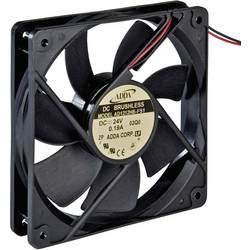 Axiální ventilátor ADDA AD1212HB-F51 771252300, 12 V/DC, 120 x 120 x 38 mm