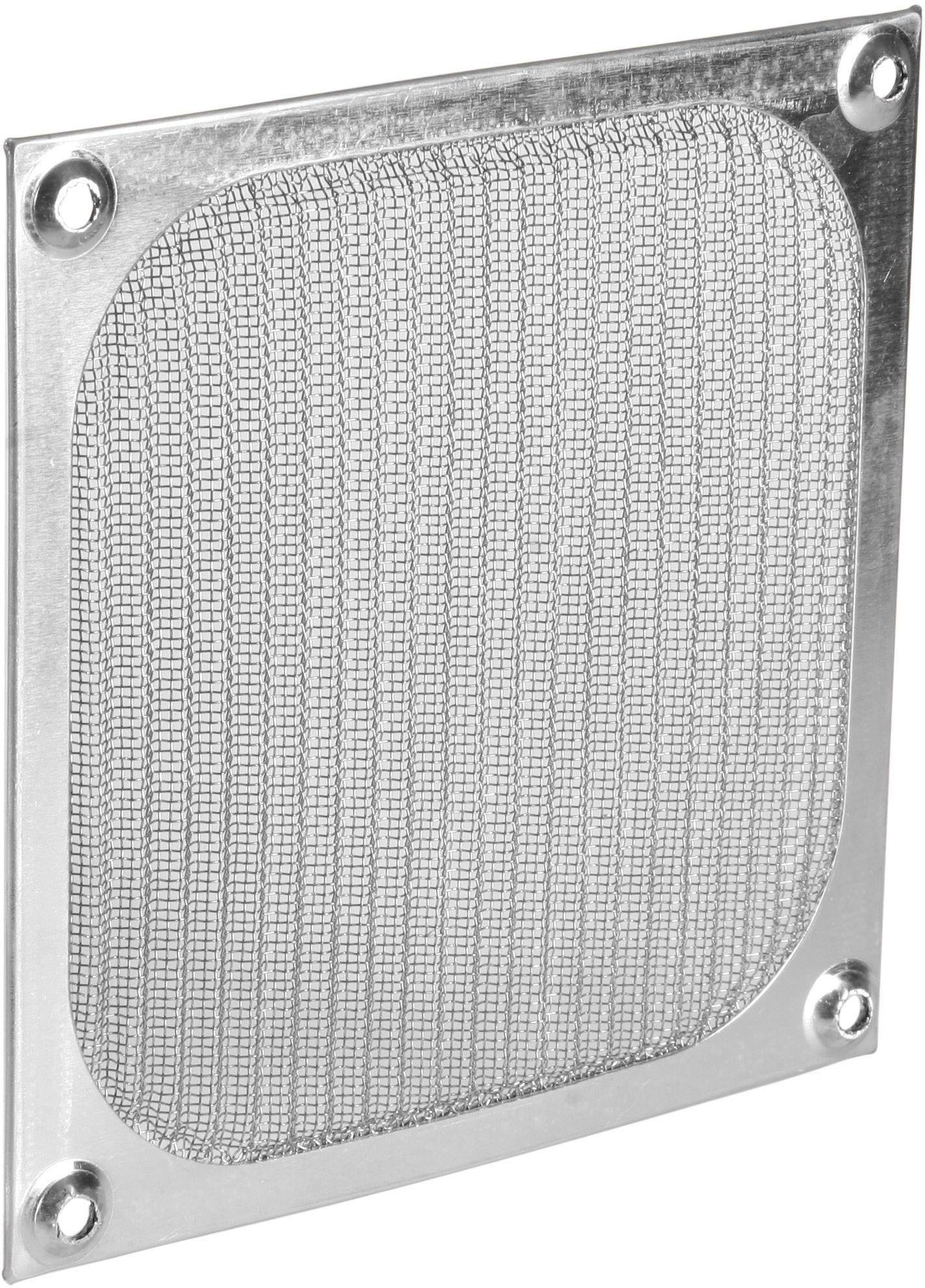 EMC prachový filtr SEPA;939210400, (š x v x h) 92 x 4 x 92 mm, 1 ks, hliník, nerezová ocel