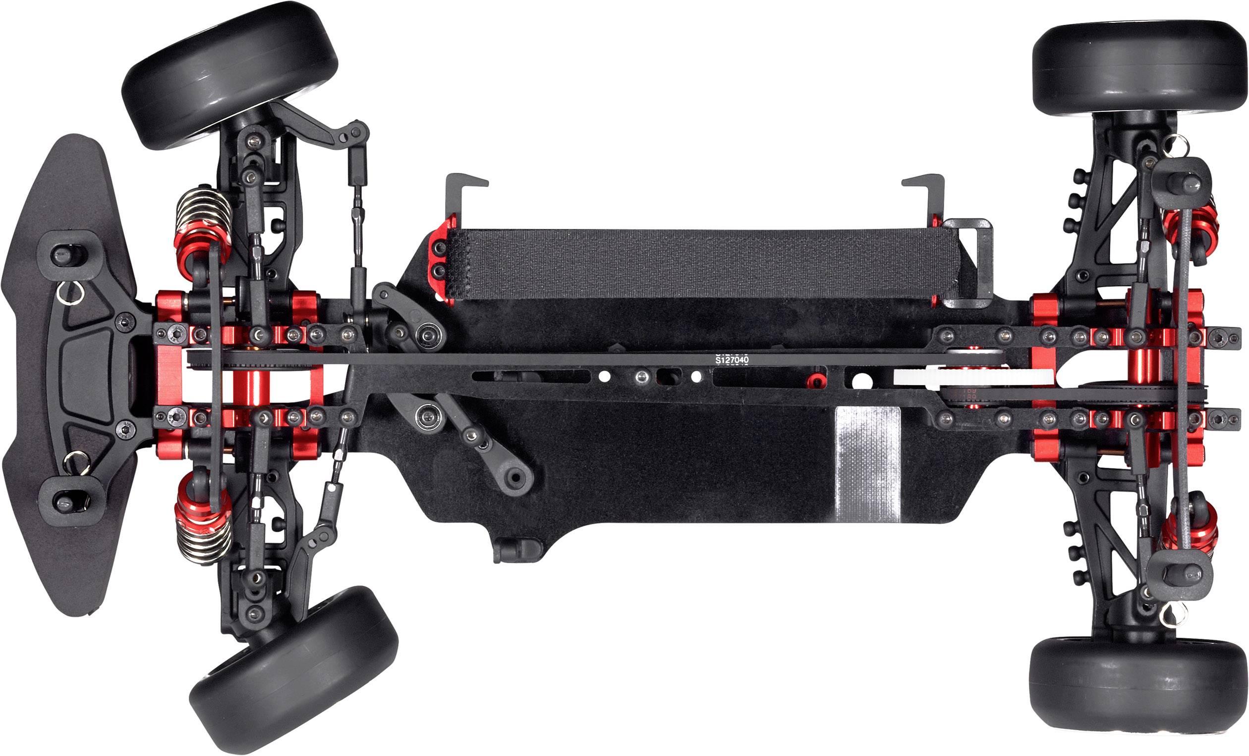 Šasi pre RC model auta Reely Drift-Chassis RD-01, 1:10, elektrický, 4WD (4x4), ARR