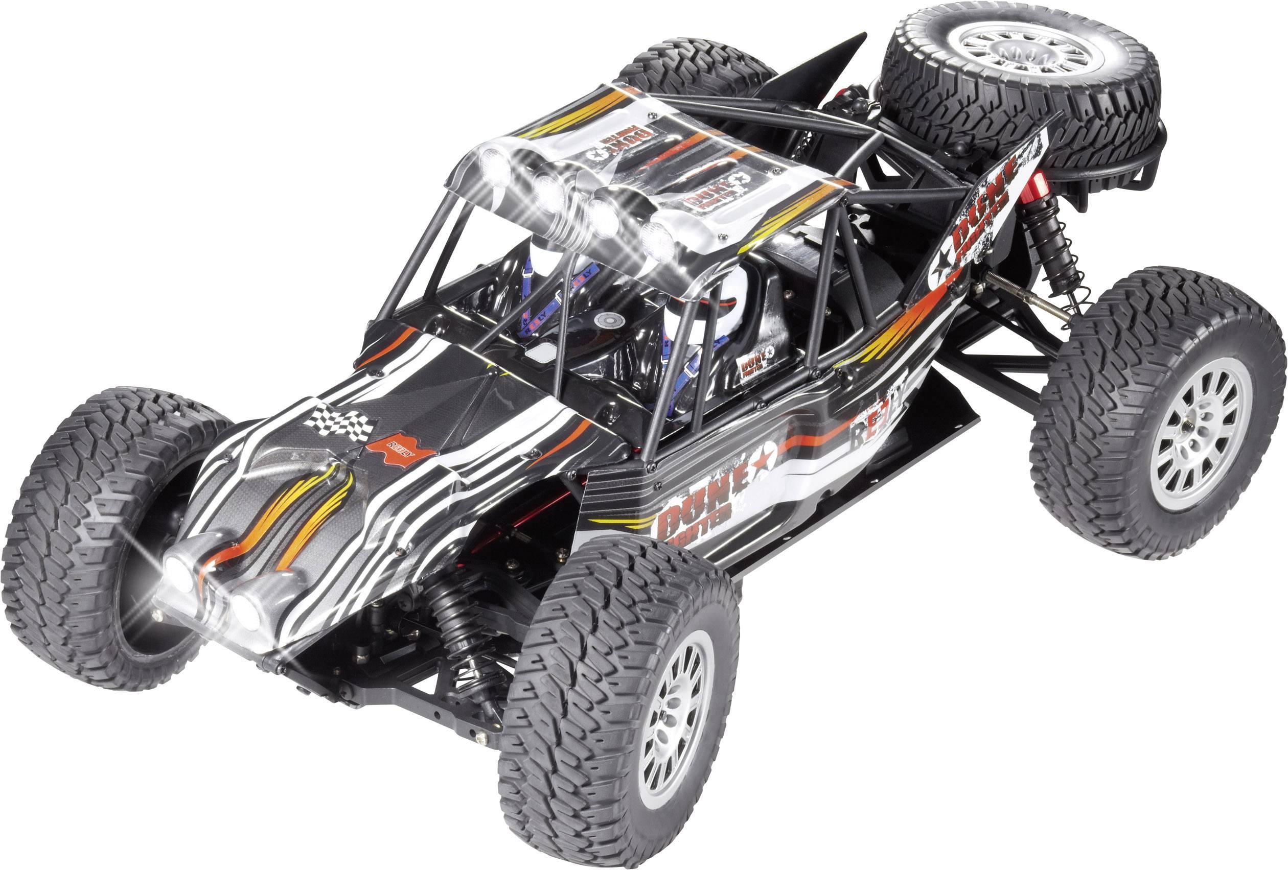 RC elektrické modely áut - offroad