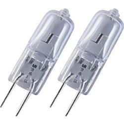 ECO halogénová žiarovka OSRAM 12 V, G4, 14 W, en.trieda: C (A ++ - E), teplá biela, 2 ks