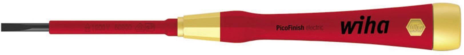 Plochý skrutkovač VDE Wiha PicoFinish 2270P 38876, čepeľ 60 mm