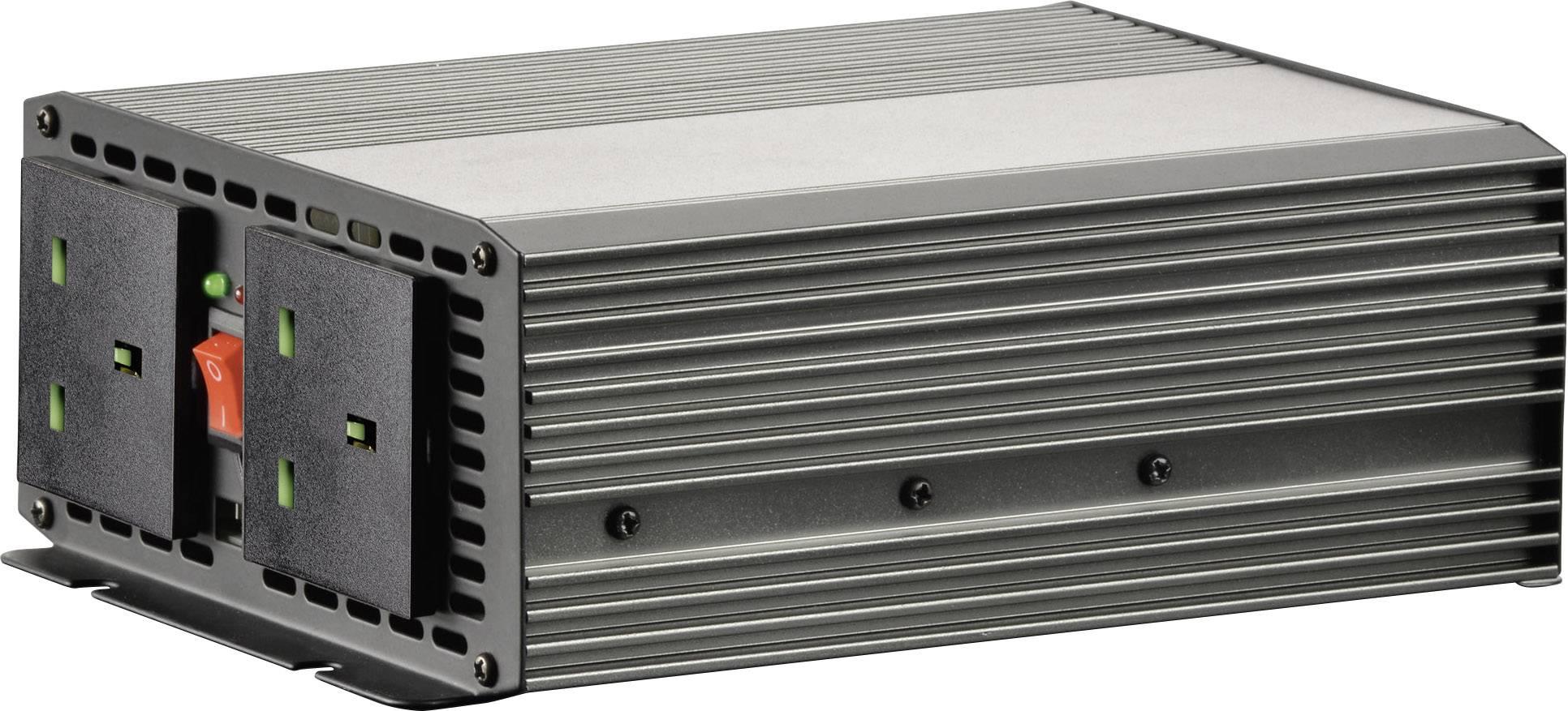 Měnič napětí VOLTCRAFT MSW 700-24-UK, 700 W, 24 V/DC/230 V/AC, 700 W
