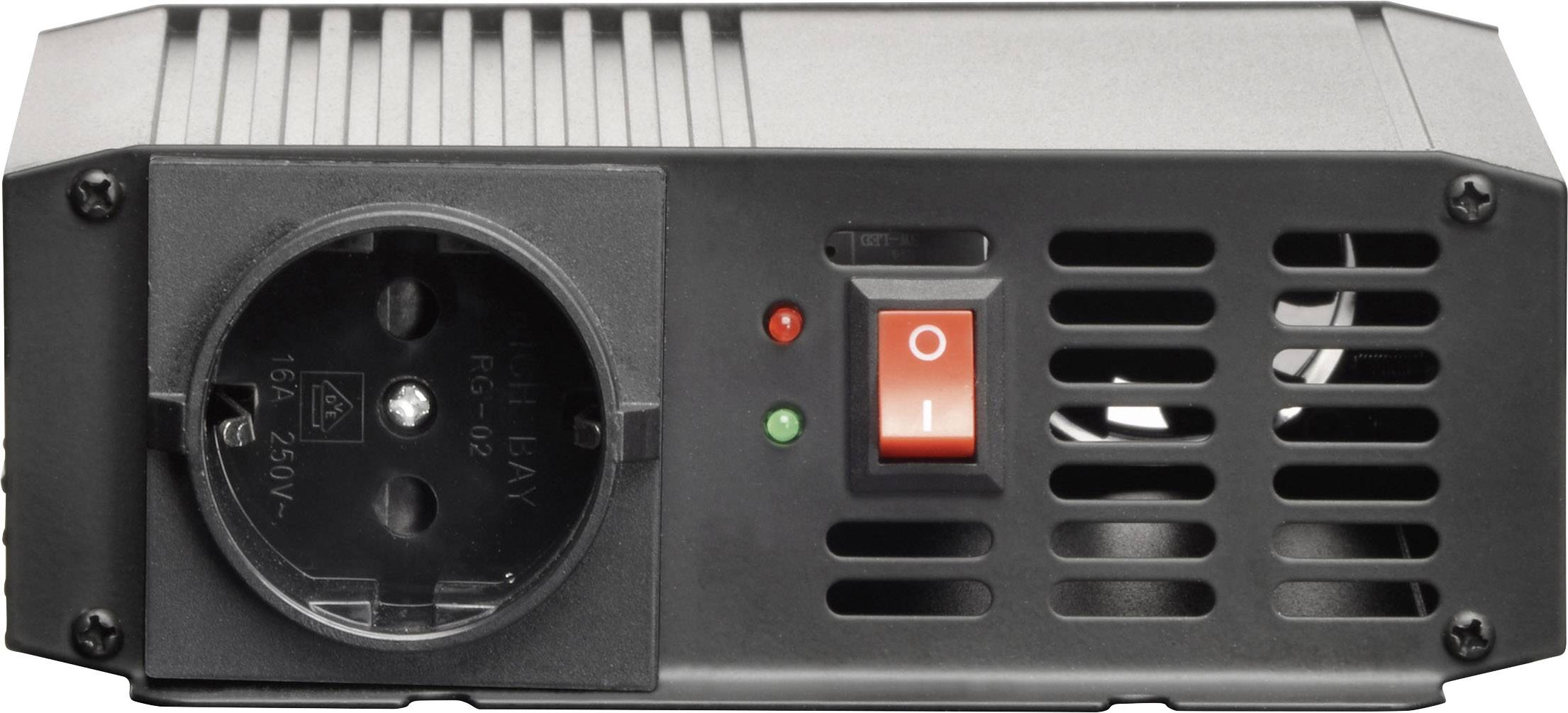 Menič napätia Voltcraft PSW 300-24-G, 24 V / DC, 300 W