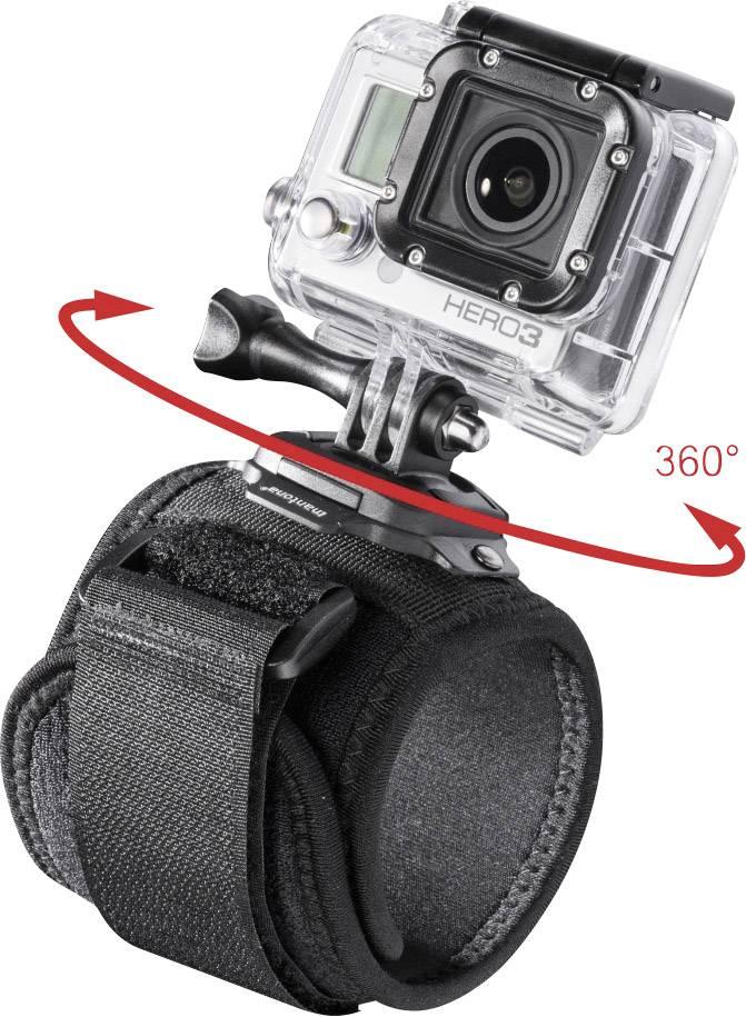 Nadstavec 360 ° rameno Mantona 20257 20557 vhodné pre GoPro