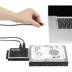 SATA, IDE, USB konvertor Renkforce RF-3833985, 0.90 m, černá