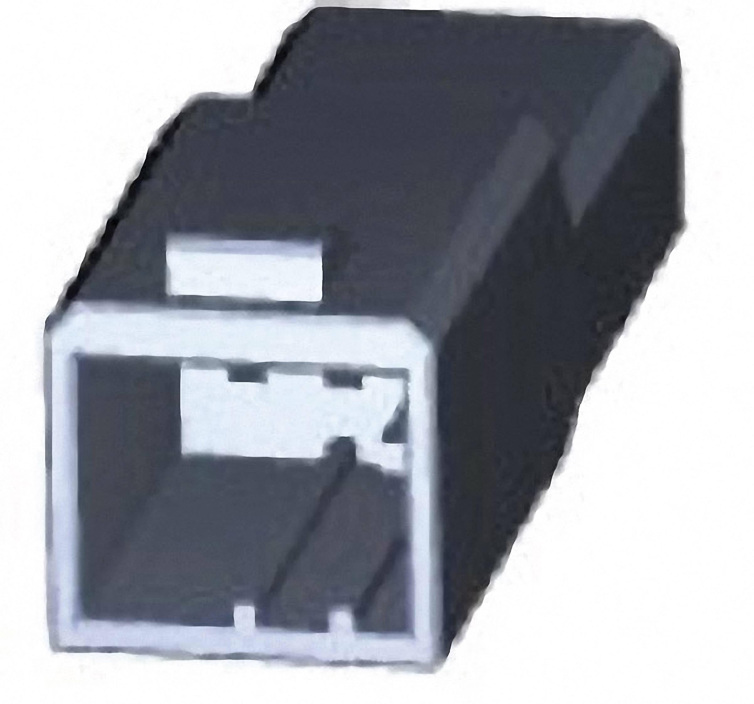 Zástrčkový konektor na kábel TE Connectivity DYNAMIC D-2100S 1-1318117-3, 30.69 mm, pólů 3, 1 ks