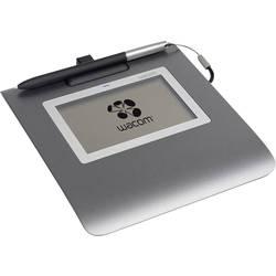 USB grafický tablet Wacom Signature Set STU-430 + sign pro PDF stříbrná