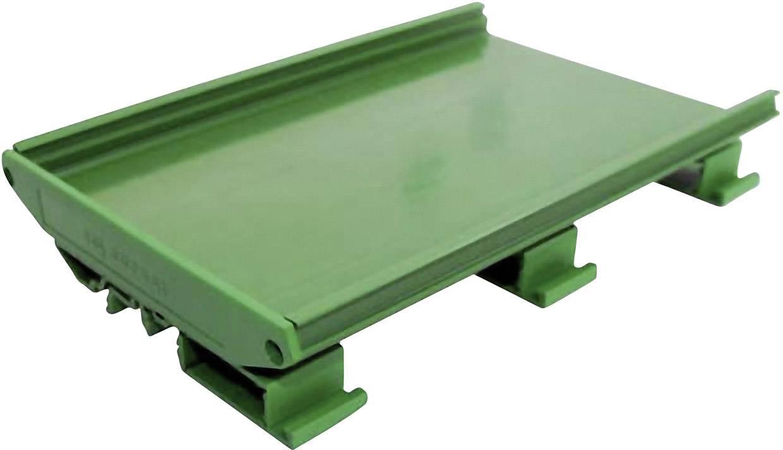 Držák na DPS - koncová část rozšiřitelná, s podstavcem Axxatronic CIME/E/SEF1000, (d x š) 11.50 mm x 107 mm, 1 ks