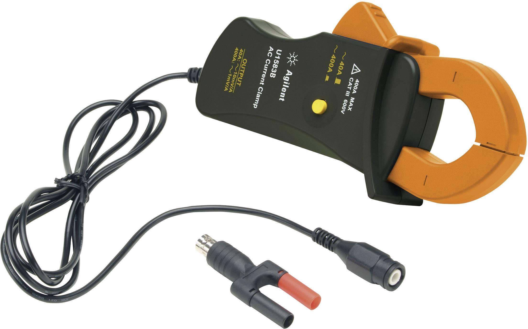 Klešťový ampérmetr Agilent Technologies U1583B, kalibrováno dle ISO