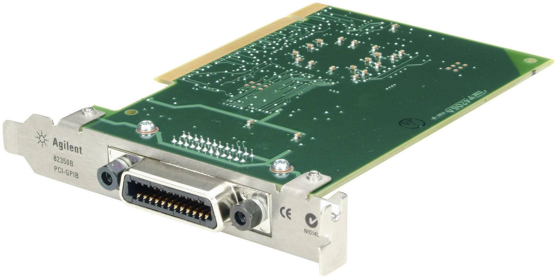 PCI karta s GPIB rozhraním Keysight Technologies, 82350B