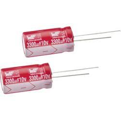 Elektrolytický kondenzátor Würth Elektronik WCAP-ATG5 860020681032, radiální, 3300 µF, 50 V, 20 %, 1 ks