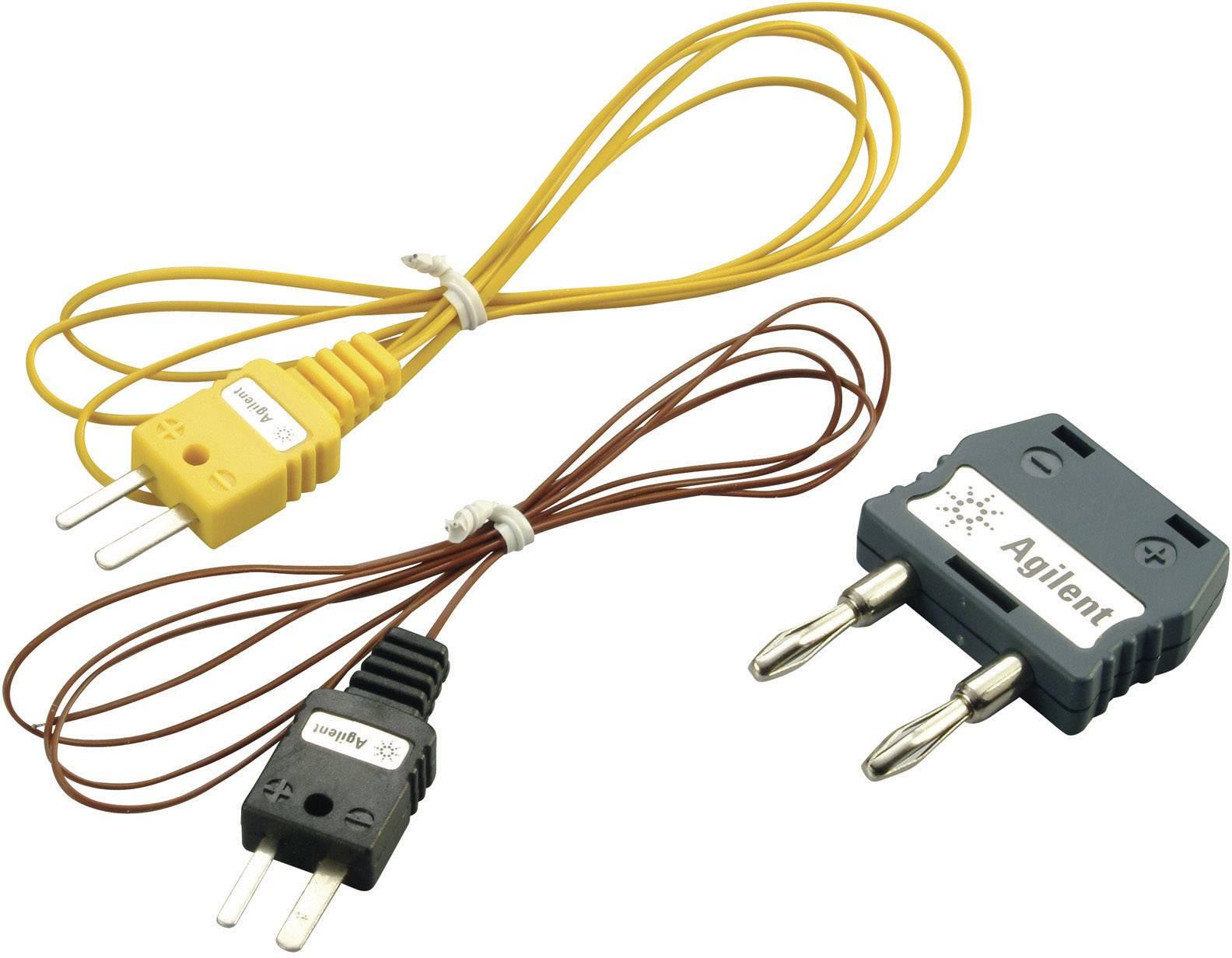 K/J termočlánek s připojovacím adaptérem Agilent Technologies, U1180A