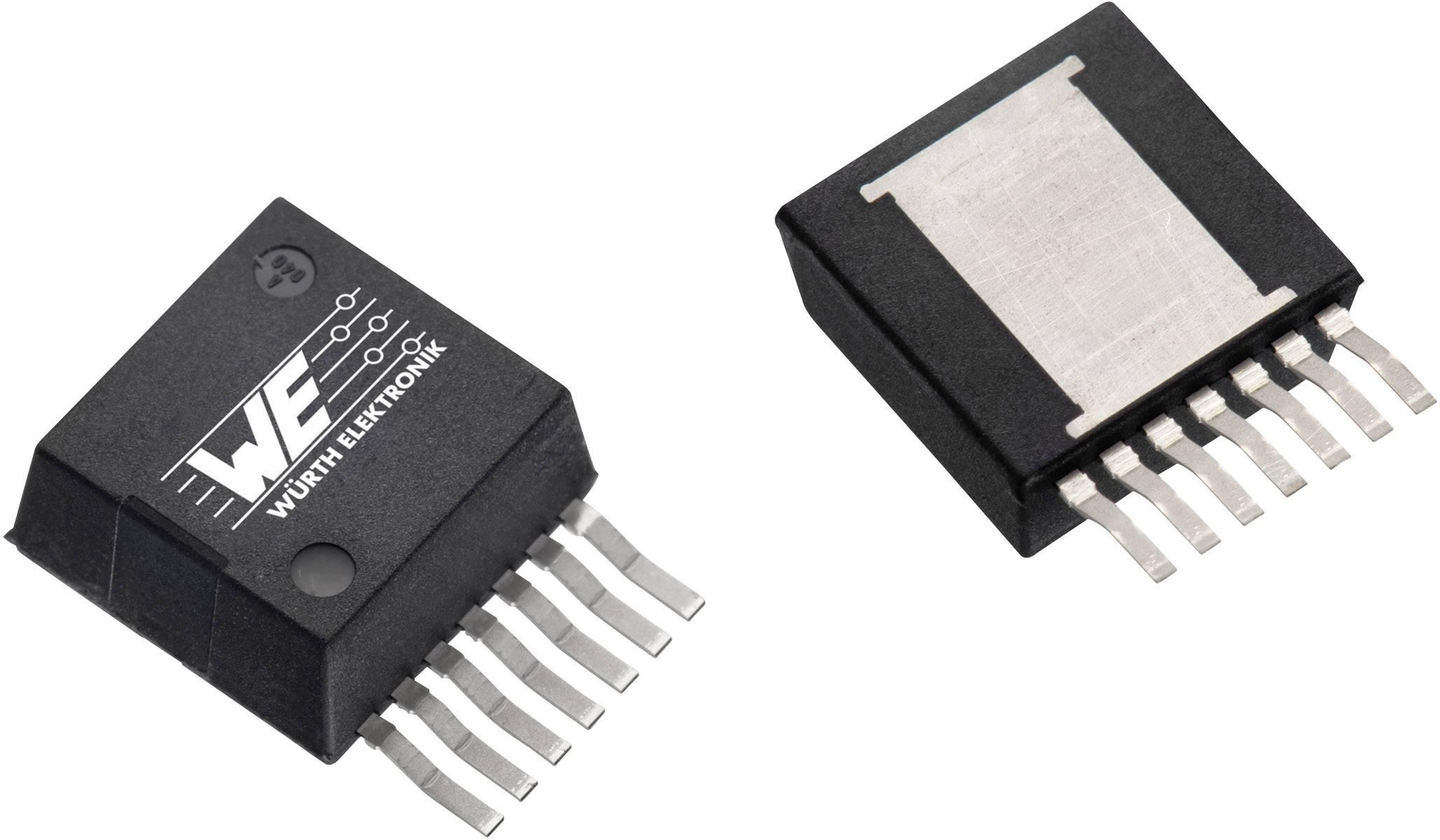 LED ovládač Würth Elektronik 172946001, 450 mA, prevádzkové napätie (max.) 60 V