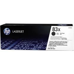 HP toner 83X CF283X originál černá 2200 Seiten